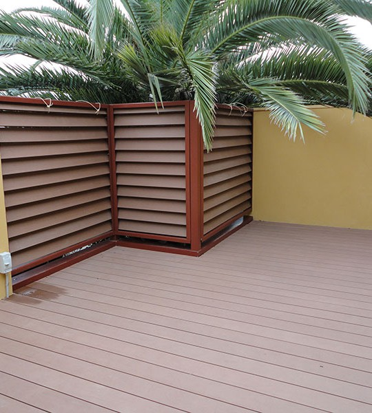 Gallery for Non wood decking material
