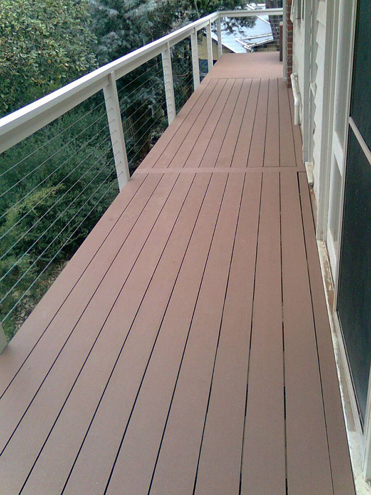 Melbourne composite decking supplier prices affordable no for Best composite decking brand 2016