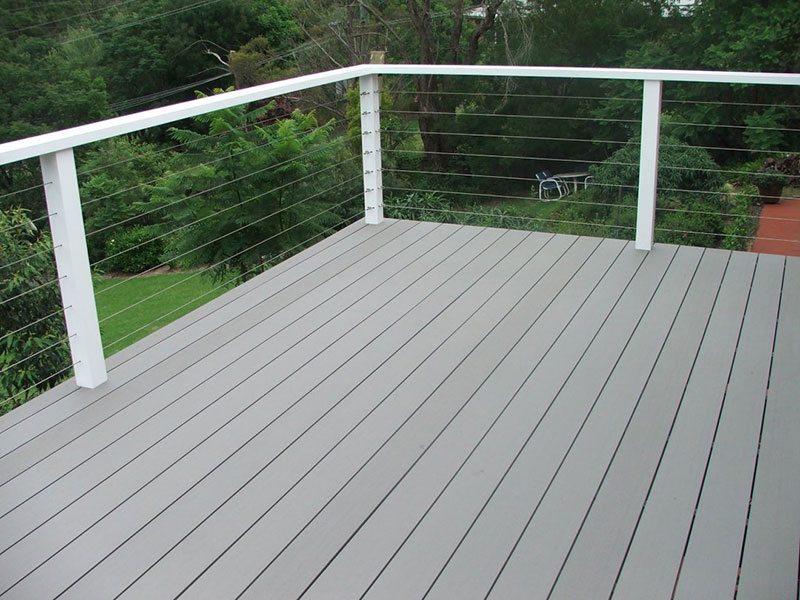 Grey Decking Timberlast